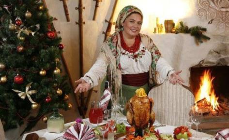 Рождество на Хуторе близ Диканьки