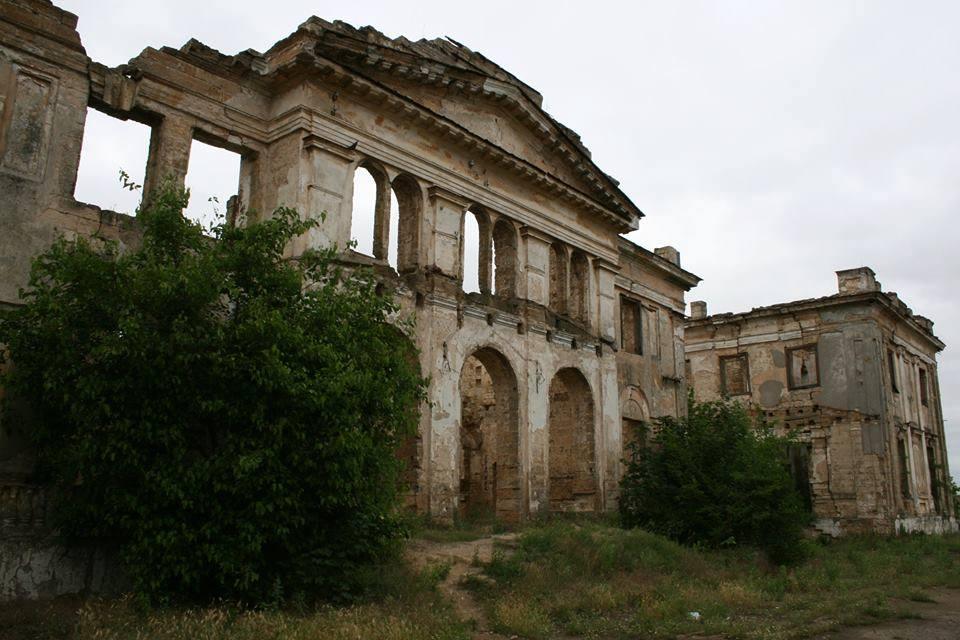 немецкие поселения Одесса