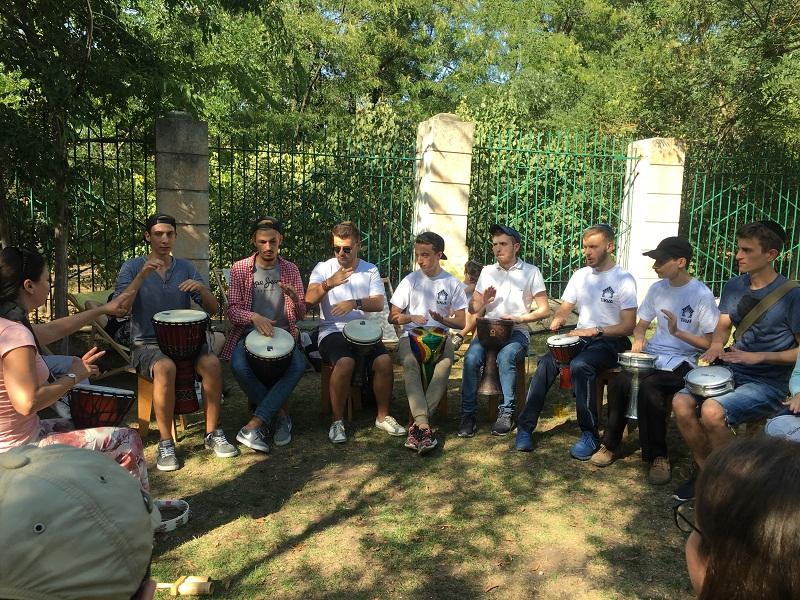 барабанный круг Одесса