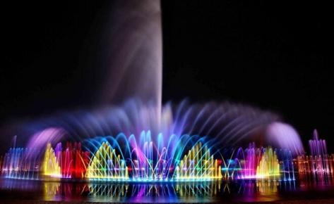 Софиевский парк+фонтан «Жемчужина любви»